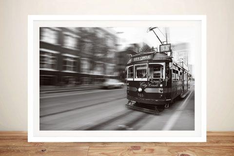 Buy Affordable Australian Tram Art Online