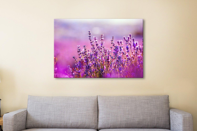 Lavender Flowers Affordable Wall Art AU