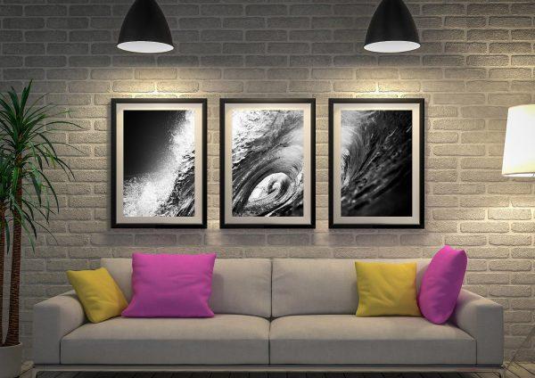 Buy The Hook Stunning Triptych Wall Art Online