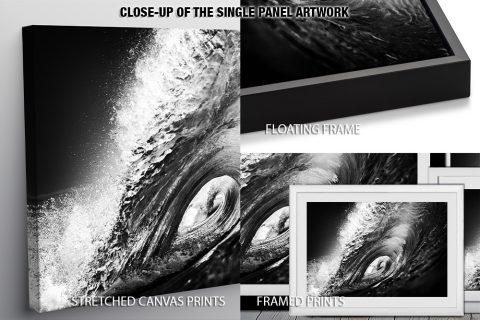 Surf Quality Image Print Splits