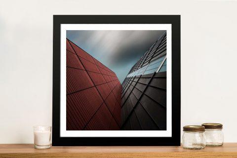 Corner Office Framed Wall Art