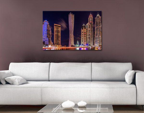 Stunning Skyline Art Unique Gift Ideas AU
