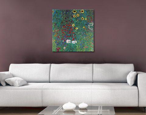 Gustav Klimt Wall Art for Sale in our Online Gallery