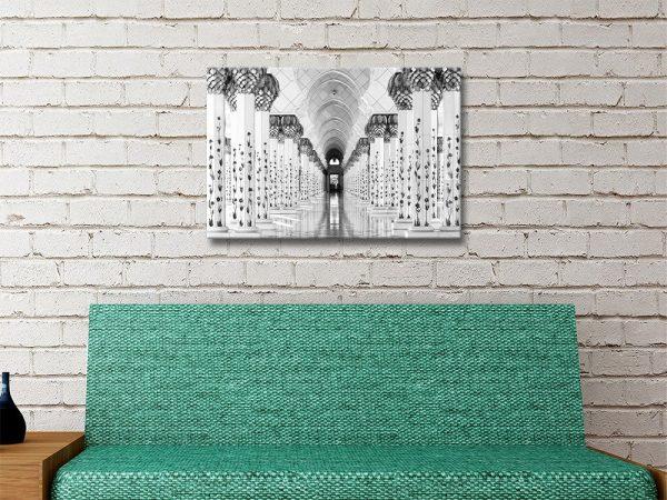 Black & White Canvas Art Home Decor Ideas AU