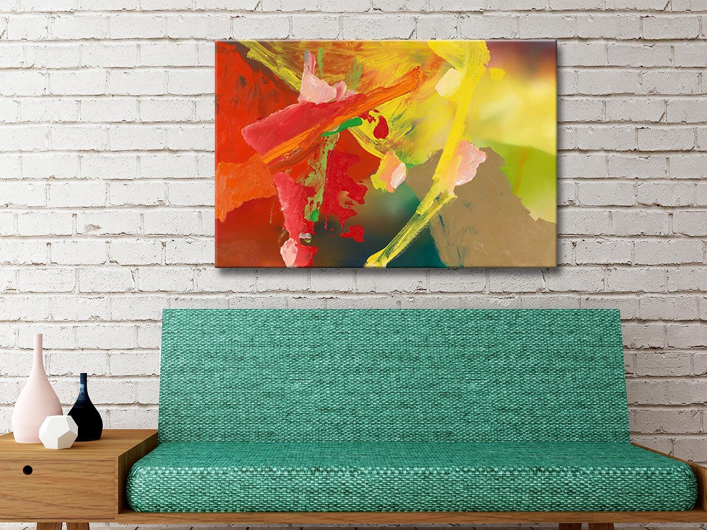 Gerhard Richter Abstract Bild Canvas Artwork