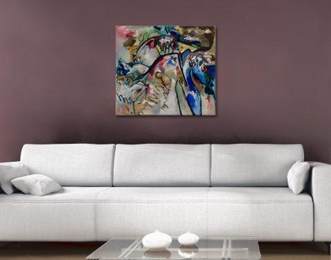 Buy Improvidation Ready to Hang Kandinsky Art