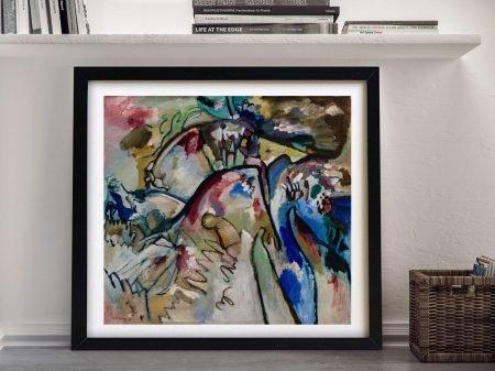 Buy Improvisation Abstract Canvas Wall Art