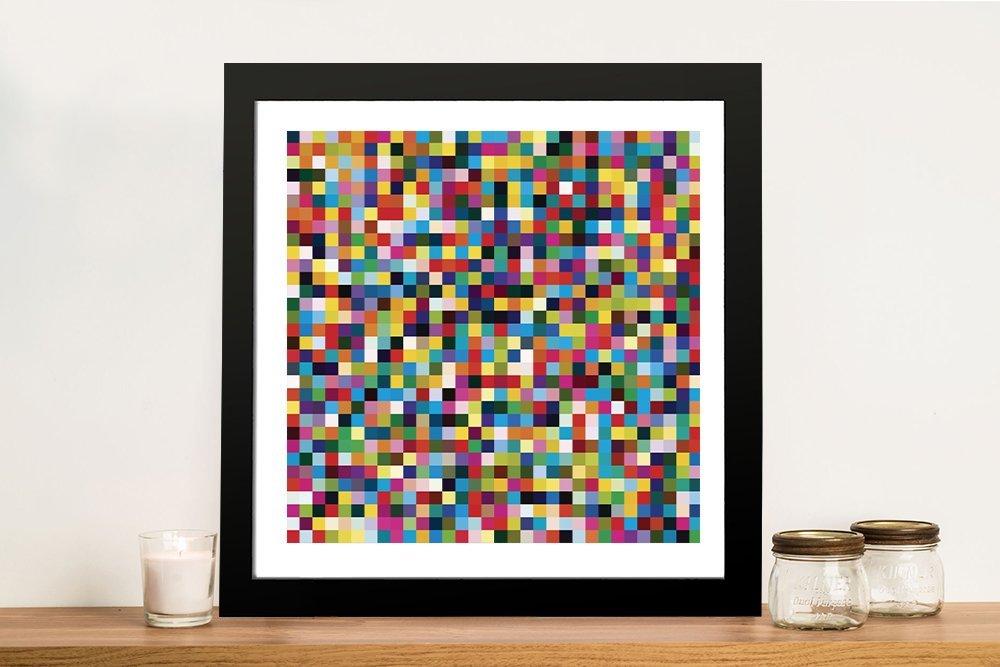 Buy 1024 Colours a Gerhard Richter Print