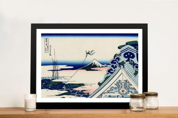 Buy Affordable Hokusai Japanese Canvas Art
