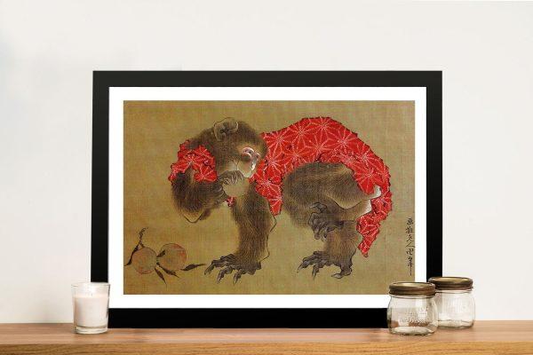 Buy Ready to Hang Edo Period Prints AU