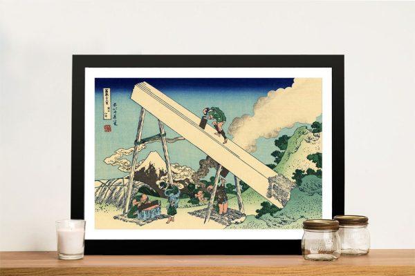 Affordable Framed Japanese Art for Sale AU