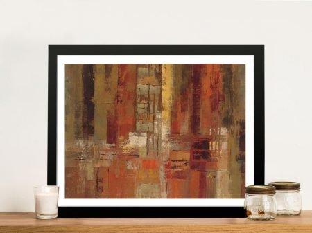 Sunset Street Crop Silvia Vassileva Print