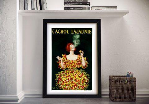 Bitter campari lajaunie Framed Print