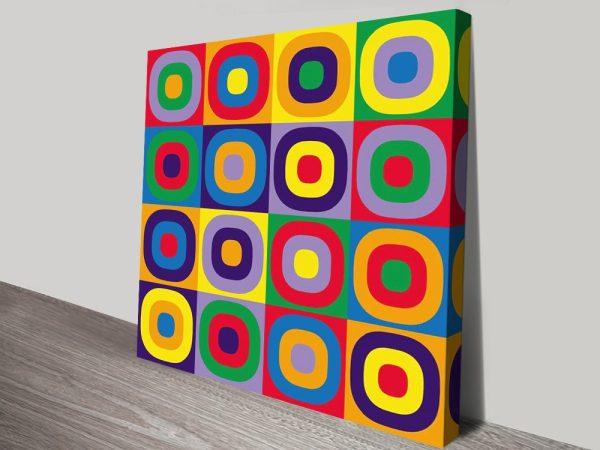 Buy Abstract Kandinsky Prints Cheap Online