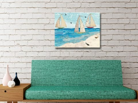 Buy Sailing the Seas Wall Art Great Gift Ideas AU