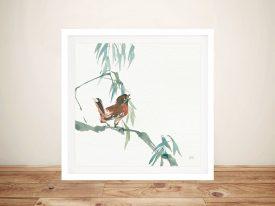 Russet Sparrow Artwork Online Gallery