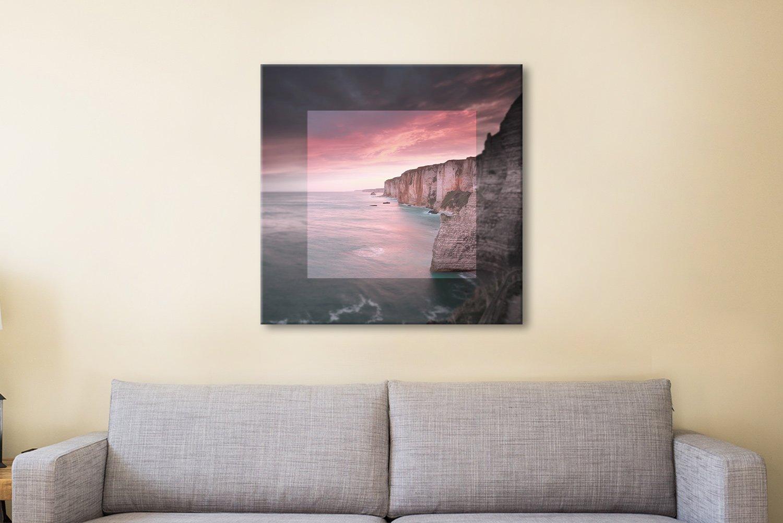 Étretat in Focus Affordable Canvas Art