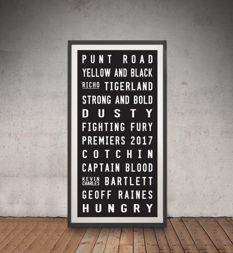 Richmond-Tigers-Wall-Art