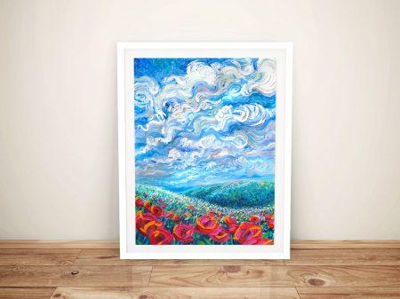 Buy Arcadia Painting Wall Art by Iris Scott Canvas Art