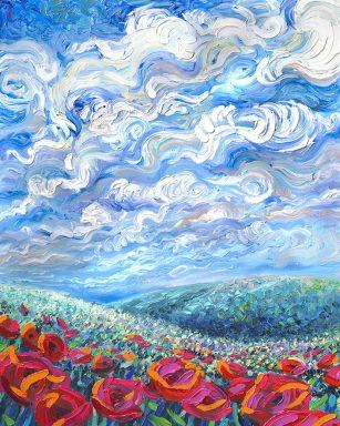 Buy Iris Scott Canvas Art Prints Australia