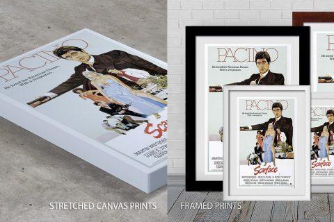 Scarface Quality Print