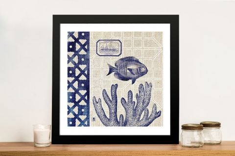 Seashore Shell l Wall Art Online