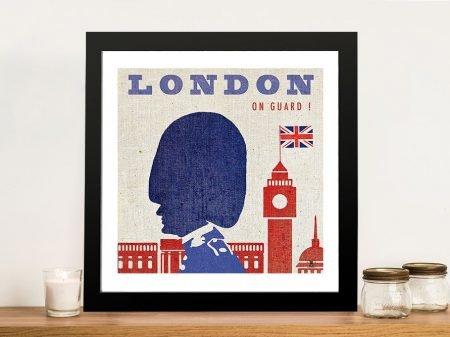 London - On Guard Great Gift Ideas