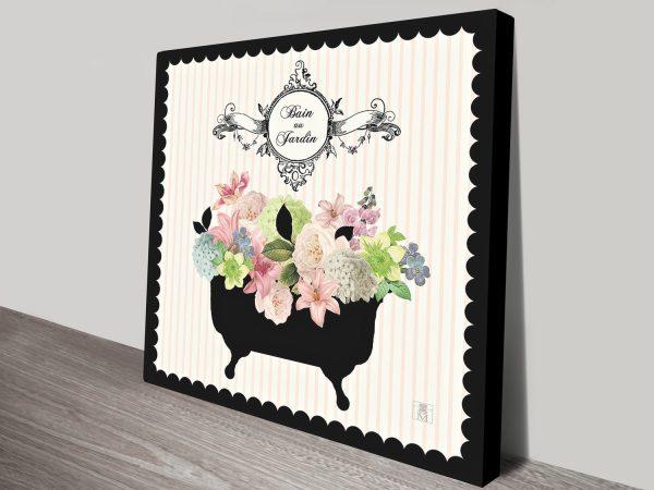 Beautiful Floral Canvas Print
