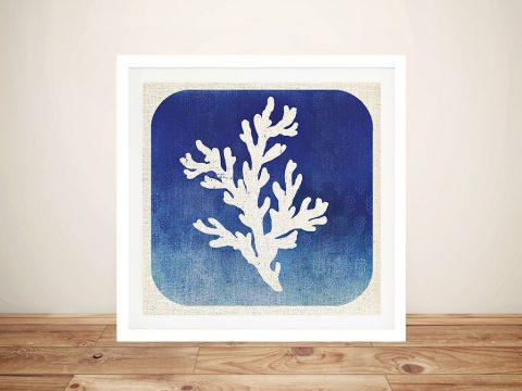 Watermark - Coral Canvas Printing Online
