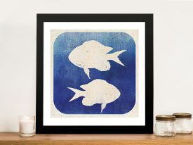Watermark - Fish Wall Art