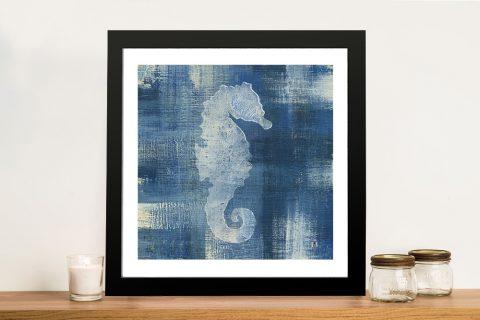 Batik Seas l - Seahorse Gift Ideas