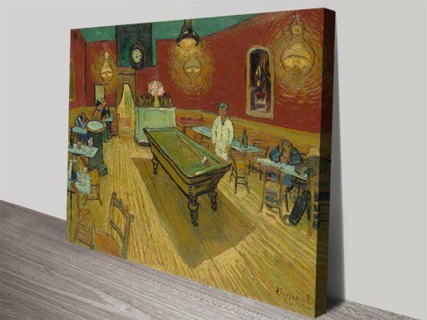 Stunning Van Gogh Canvas Prints Make Great Gifts