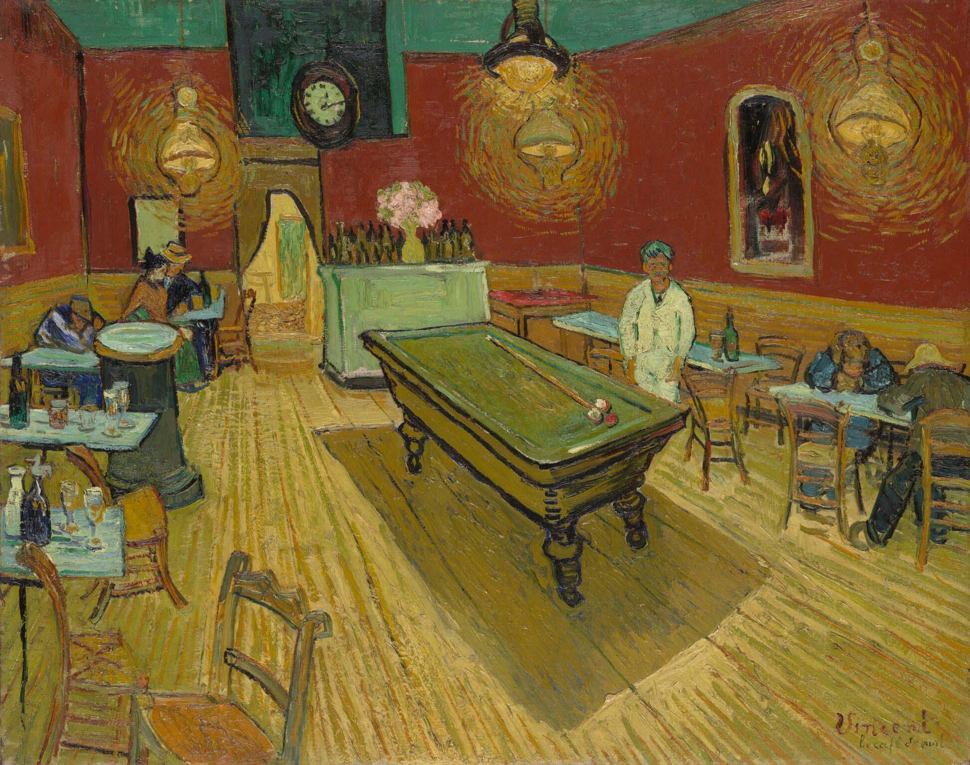 Fantastic-Canvas-Wall-Art-Print-Of-Classic-Art - Blue Horizon Prints