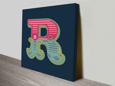 Letter Art Gift Ideas