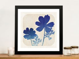 Batik Garden l Wall Prints Online