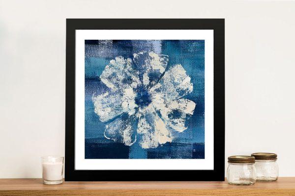 Ocean Bloom l Perfect Canvas Prints