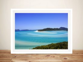 Whitehaven Beach Australia Wall Art