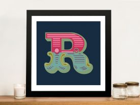 Carnival Letter 'R' Great Gift Ideas