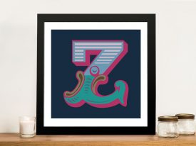 Carnival Letter 'Z' Great Gifts