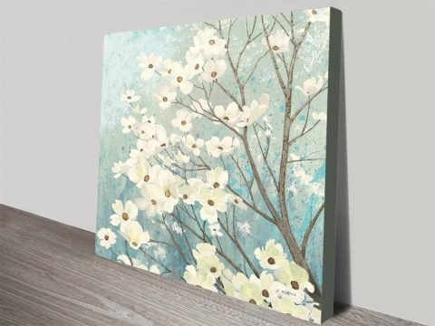 Perfect And Perfectly Pretty Floral Wall Art