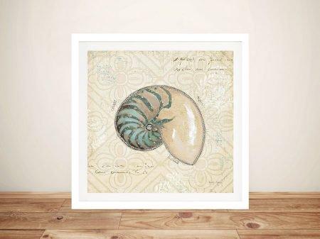 Beach Treasures lll By Emily Adams Pop Art