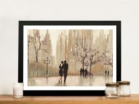 An Evening Out By Julia Purinton Best Canvas Prints