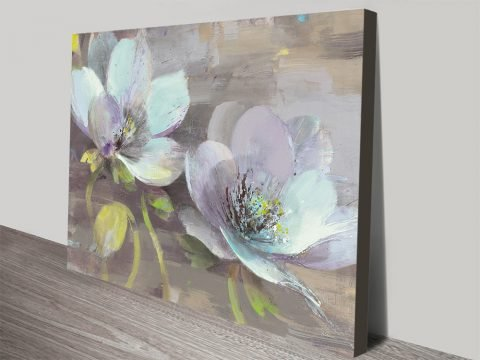 Attractive Floral Artwork For Your Home