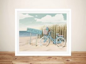 Beach Cruiser ll By James Wiens Pop Art