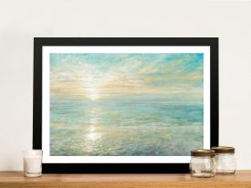 Sunrise By Danhui Nai Wall Art