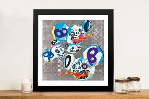 Melting DOB Complex Blue - Takashi Murakami Pop Art