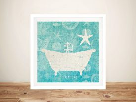 Pacific Bath lll Online Wall Art