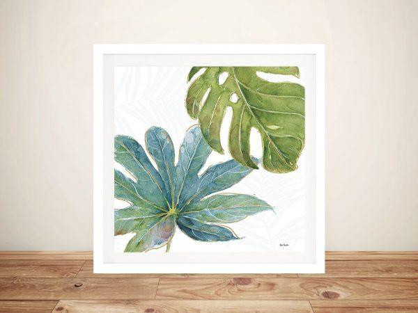 Tropical Blush Vll By Lisa Audit Prints On Canvas