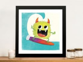 Xtreme Monsters lll Cheap Canvas Prints