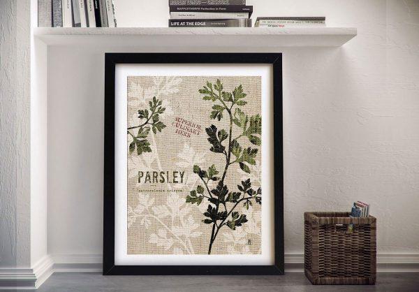 Culinary Art - Parsley Gift Ideas